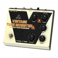 """BEHRINGER VT999 - ламповая педаль эффектов овердрайв со встроенным гейтом, стиль """"винтаж"""""""