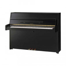 KAWAI K-15E (B) M/PEP - пианино,110х149х59, 196 кг., цвет черный полированный, мех. Ultra Responsive