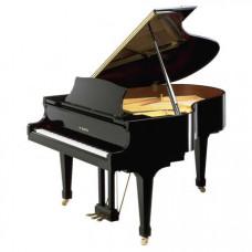 KAWAI GX-1 M/PEP - рояль, 166х150х102, 314 кг.,черный полиров., механизм Millennium III.