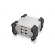 KLARK TEKNIK DI 20P - директ бокс пассивный, двухканальный.