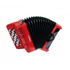 ROLAND FR-1XB-RD - цифровой баян, красный