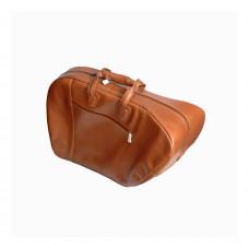 REUNION BLUES 566-15-34 - кожаный чехол для валторны (коричневый)
