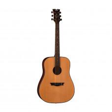"DEAN AX D GN - акустическая гитара, дредноут, 25 1/2"", цвет натуральный глянцевый"