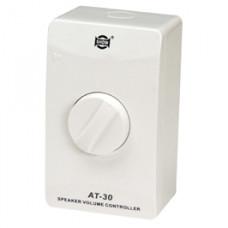 SHOW AT-30 - аттенюатор настенный, 50/70/100в , макс. мощност30 вт, 11 градаций по 3 дБ+ выкл
