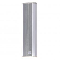 SHOW CS-212WP - громкоговоритель колонна настенный, 12 Вт, 100/70/25В, влагозащищенный IP44, белый