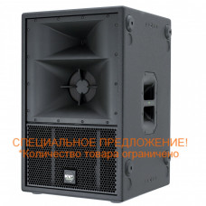 KV2AUDIO ES1.0 - 3-х полосная акустическая система, 900Вт, 85Гц-20кГц, 131дБ (134дБ пик), 34кг
