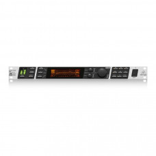 BEHRINGER DEQ2496 - эквалайзер,24 бит/96 кГц эквалайзер / анализатор спектра, мастеринг-процессор