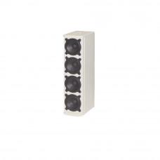 SHOW CS-304W - громкоговоритель колонна настенный, 40 Вт, 100/70В, белый