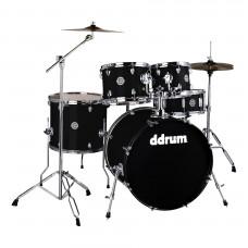 "DDRUM D2 522 MB - ударная установка , цвет Midnight Black , 10""-12""-16""-22"", 14х6.5"""