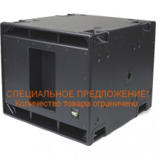 """KV2AUDIO EX2.5 - активный сабвуфер 2х15"""", 1600Вт, 32-150Гц, Зв. давление - 134дБ (137дБ пик), 83кг"""