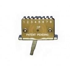 SAMICK Level switch 3 way - 3-х позиционный. переключатель для Stratocaster