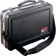 GATOR GC-CLARINET - пластиковый кейс для кларнета, цвет чёрный