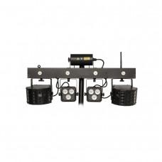 INVOLIGHT MLS FX - комплект световых LED эффектов с удаленным управлением, DMX-512