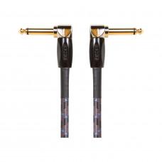 BOSS BIC-1AA - гитарный кабель джек-джек угловые 30 см