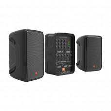 """JBL EON208P - (КИТАЙ) звукоусилительный комплект, АС 2х150 Вт, НЧ - 8"""", ВЧ - 1,1"""", 8 канальный микше"""