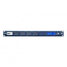BSS BLU-160 - аудио-матрица с процессором, шасси. BLU-link (без CobraNet).