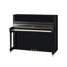 KAWAI K-300 M/PEP - пианино,122х149х61,227 кг,цвет черный полированный,механизм Millennium III.