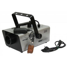 INVOLIGHT FM900DMX - генератор дыма, 900Вт, беспроводной пульт ДУ, DMX 512- 1 канал.