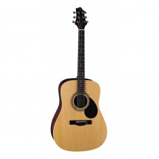 GREG BENNETT D2/N - акустическая гитара, дредноут, ель, цвет натуральный