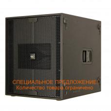"KV2AUDIO EX2.5 LTD - активный сабвуфер 2х15"", 1600Вт, 32-150Гц, SPL134дБ(137дБ пик), 83кг"