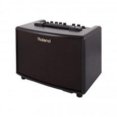 ROLAND AC-33RW - комбо для акустических гитар, стерео, 2х15 Вт., 8 батареек АА.