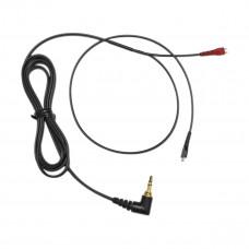 SENNHEISER 523874 Cable - кабель для наушников HD 25 длина 2 м (523874)