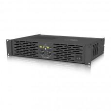 BEHRINGER KM750 - усилитель мощности, 2х200 Вт/8 Ом, 2х400 Вт/4 Ом, 750 Вт/8 Ом (мост)