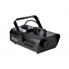 INVOLIGHT FOG1200 - генератор дыма, 1000Вт, кабель ДУ-X1, беспроводной пульт ДУ