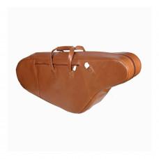 REUNION BLUES 702-15-34 - кожаный чехол для сакс. баритона Si/B , (коричнев.
