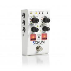 DIGITECH SDRUM - гитарная педаль, эмулятор барабанной установки/аккомпаниатор