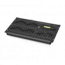 BEHRINGER LC2412 V2 - DMX контроллер , 24 канала,120 чейзов, 99 шагов