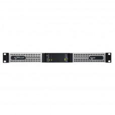 POWERSOFT Duecanali 804 - двухканальный усилитель мощности с DSP, 2x400 Вт (4 Ома), 2x400 Вт (8 Ом)