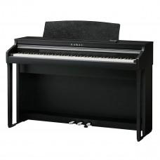 KAWAI CA48B - цифр. пианино, деревянные клавиши, 19 тембров, 20 ВТ x 2, черный