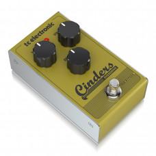 TC ELECTRONIC CINDERS OVERDRIVE - гитарная педаль эффектов овердрайв