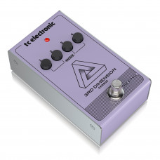 TC ELECTRONIC 3RD DIMENSION CHORUS - гитарная педаль эффекта хорус